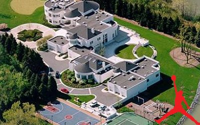 would you buy michael jordan 39 s house money rebound