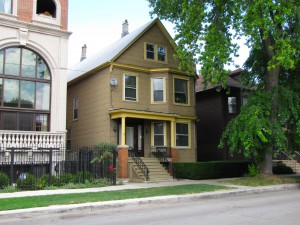 Family_Matters_house_in_Chicago,_2010