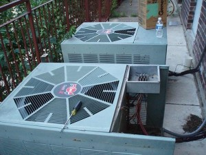 Clogged HVAC System